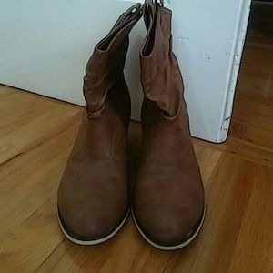 Forever 21 Shoes - Forever 21 Cowboy Boots